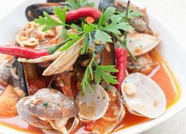 蛤蜊海虹汤